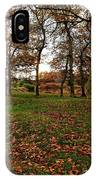 Autumn Fields, IPhone Case