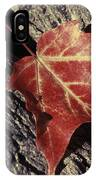 Autumn Find IPhone Case