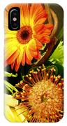 Autumn Flower Arrangement IPhone Case