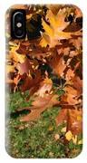 Autumn Fragrance IPhone Case