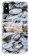 Autumn Frost IPhone Case