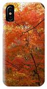 Autumn Gold Poster IPhone Case