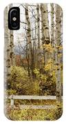Autumn Grove IPhone Case
