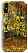 Autumn Hollow II IPhone Case