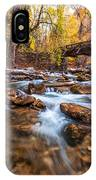 Autumn In American Fork Canyon IPhone Case