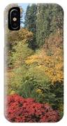 Autumn In Baden Baden IPhone Case by Travel Pics