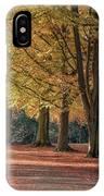 Autumn In Clifton, Bristol IPhone Case