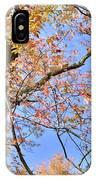 Autumn In Full Swing IPhone Case