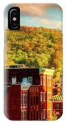 Autumn In Roanoke IPhone Case