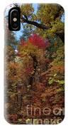 Autumn In Sedona IPhone X Case