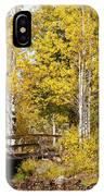 Autumn In Teton National Park IPhone Case