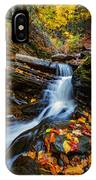 Autumn In The Catskills IPhone Case