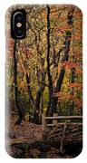 Autumn In The Rambles IPhone Case