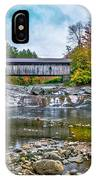 Autumn In The White Mountains IPhone Case