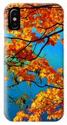 Autumn Leaves 7 IPhone Case
