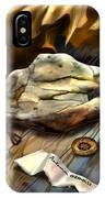 Autumn Memoirs-squirrels In The Attic IPhone Case