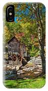Autumn Mill 2 IPhone Case