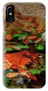 Autumn Mix IPhone Case