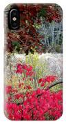 Autumn Mixtures IPhone Case