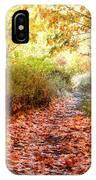 Autumn Morning IPhone Case