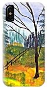 Autumn Morning In The Wild IPhone Case