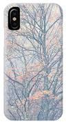 Autumn Morning Sugar Maple IPhone Case