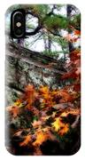 Autumn Moss IPhone Case