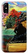 Autumn Music IPhone Case