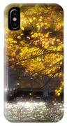 Autumn On The Cove IPhone Case