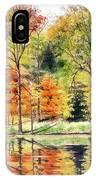 Autumn Oranges IPhone Case