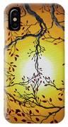 Autumn Peace IPhone Case