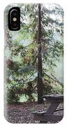 Autumn Picnic In The Woods  IPhone Case