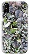 Autumn Poems IPhone Case