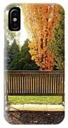 Autumn Quiet IPhone Case
