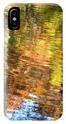 Autumn Reflections-3 IPhone Case