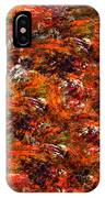 Autumn Riot IPhone Case