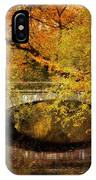 Autumn River Views IPhone Case