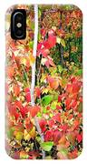 Autumn Sanctuary IPhone Case