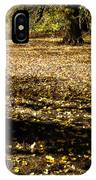 Autumn Scatterlings IPhone Case