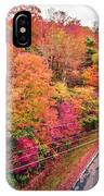 Autumn Season And Color Changing Leaves Season IPhone Case