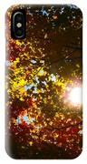Autumn Sky IPhone Case
