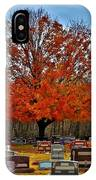 Autumn Somnolence  IPhone Case