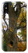 Autumn Spook IPhone Case