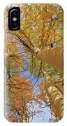 Autumn Straight Up IPhone Case