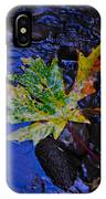 Autumn Stream 2 IPhone Case