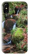 Autumn Stream IPhone X Case