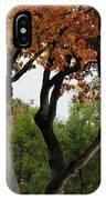 Autumn Tree II IPhone Case