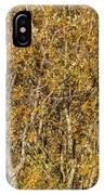 Autumn Tree Tangle IPhone Case