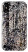 Autumn Trees 1 IPhone Case