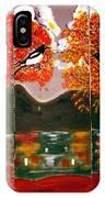 Autumn Trilogy IPhone Case